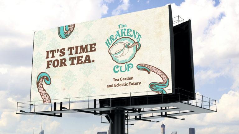 Kraken's Cup Billboard Option