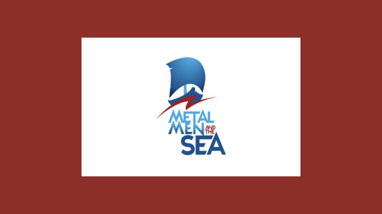 Metal Men and the Sea logo