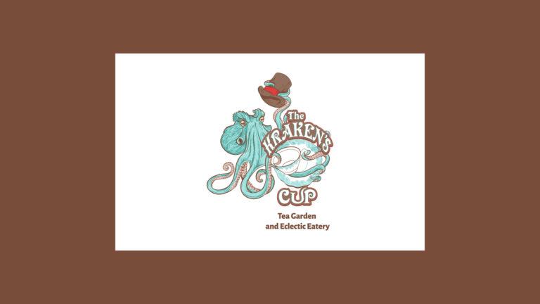 The Kraken's Cup logo